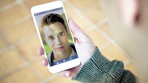 Распознавание лица на смартфоне