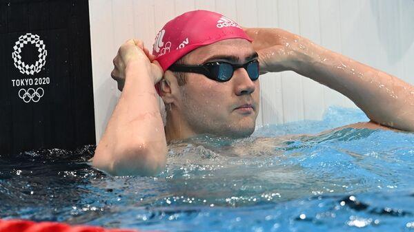 Олимпиада-2020. Плавание. Четвертый день