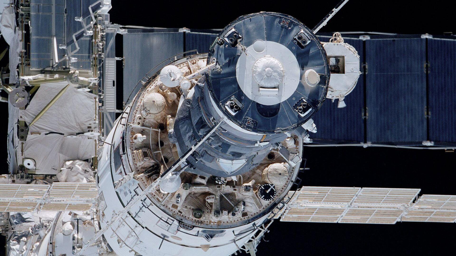 Рогозин осенью может обсудить с коллегой из НАСА судьбу МКС