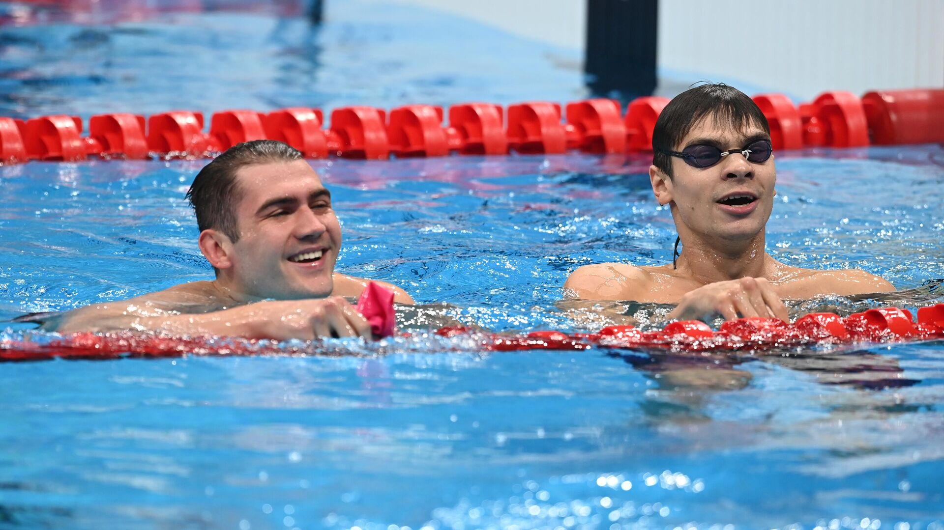 Олимпиада-2020. Плавание. Третий день - РИА Новости, 1920, 01.08.2021
