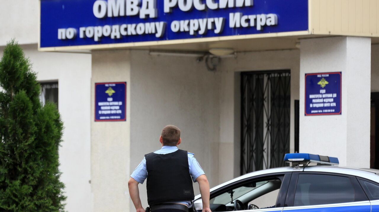 Задержаны двое мужчин, сбежавших из изолятора в Истре