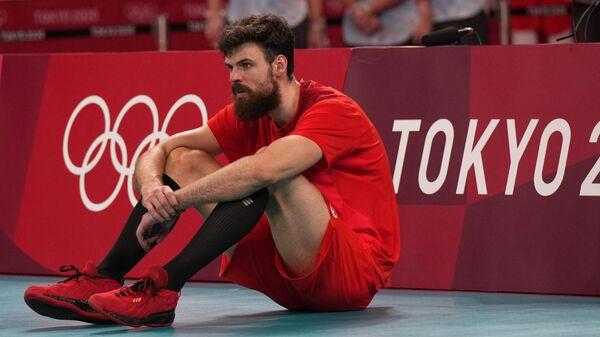 Олимпиада-2020. Волейбол. Мужчины. Финал