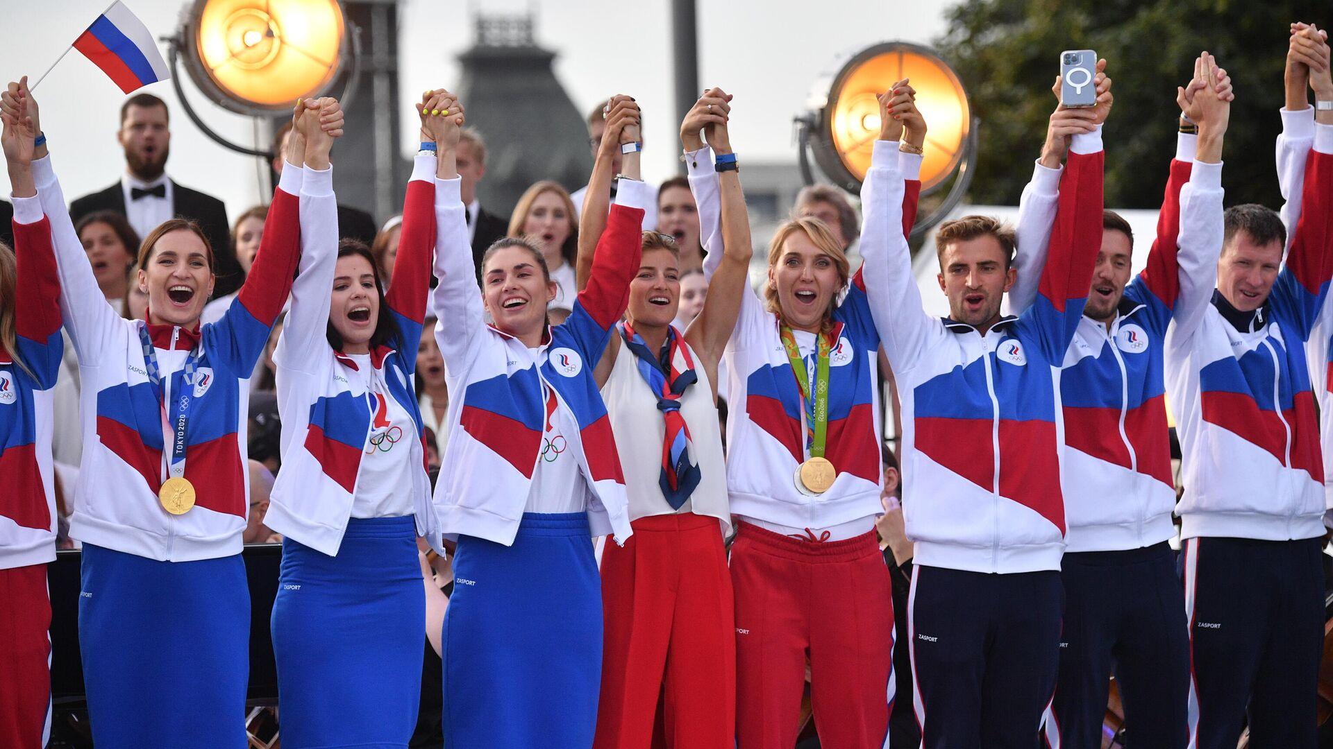 В Кремле вручили государственные награды серебряным и бронзовым призерам Олимпиады в Токио