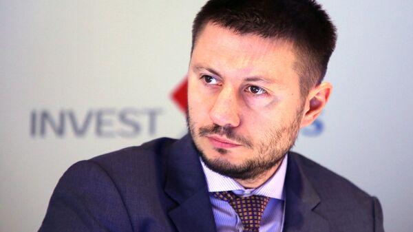 Управляющий партнер Национального агентства финансовых исследований (НАФИ) Павел Самиев