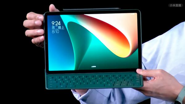 Xiaomi показала новые планшеты Mi Pad 5 и Mi Pad 5 Pro