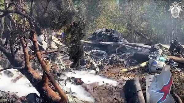 В Минпромторге рассказали, когда представят доклад о крушении Ил-112В