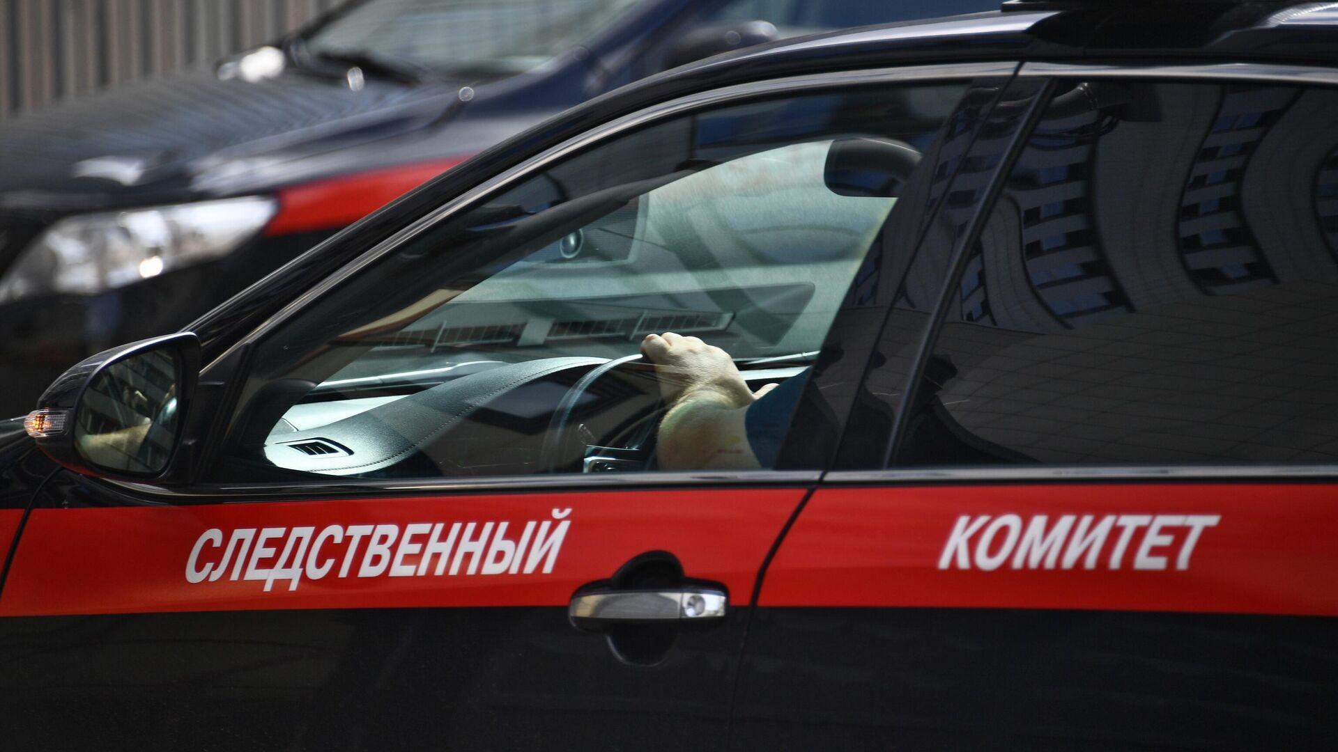 Автомобиль Следственного комитета РФ - РИА Новости, 1920, 07.09.2021