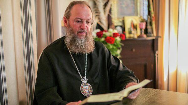 Управляющий делами Украинской православной церкви митрополит Бориспольский и Броварской Антоний (Паканич)