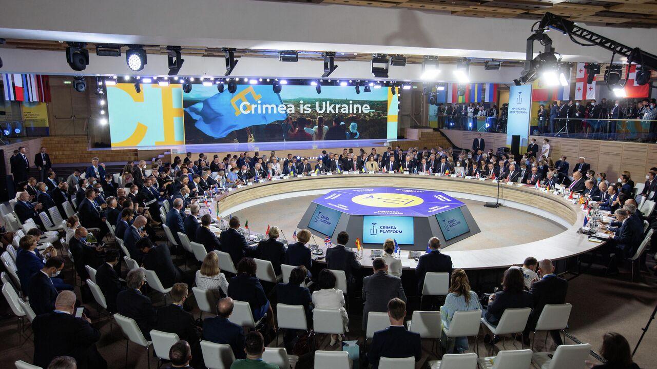 Во Франции заявили, что Западу не интересен Крым