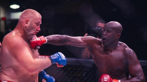 Сергей Харитонов против Чейка Конго на Bellator 265