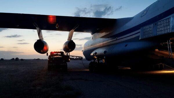 Российские военные вывозят россиян и граждан соседних стран из Афганистана