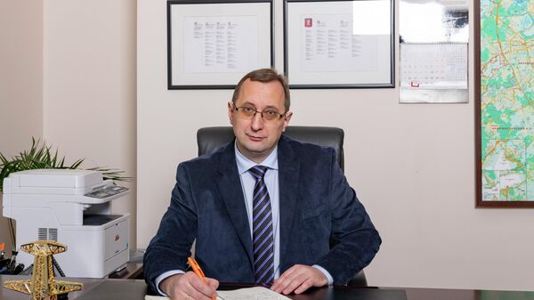Руководитель АО Объединенная энергетическая компания (ОЭК) Евгений Прохоров