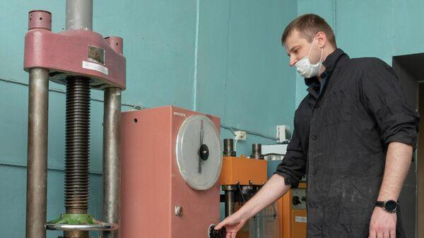 Российские ученые решили проблему разрушения бетона