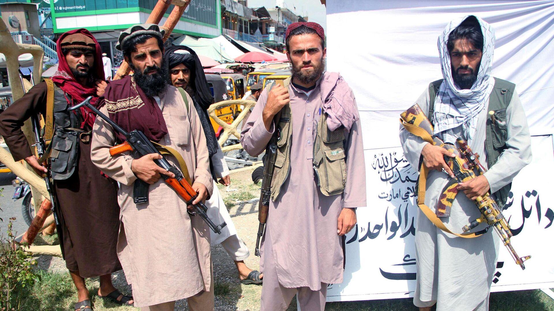 Талибы заявили о контроле над всей территорией Афганистане