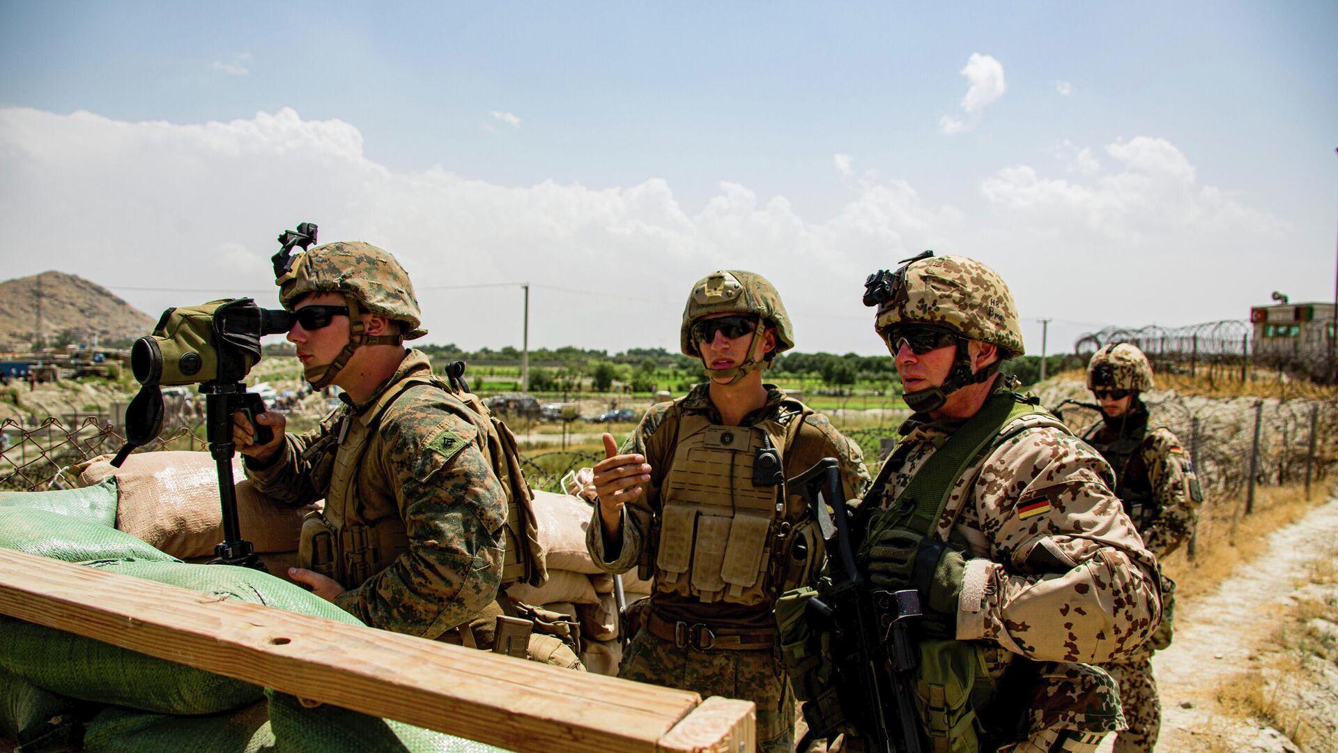 США вывели из строя оставленное в Афганистане военное оборудование