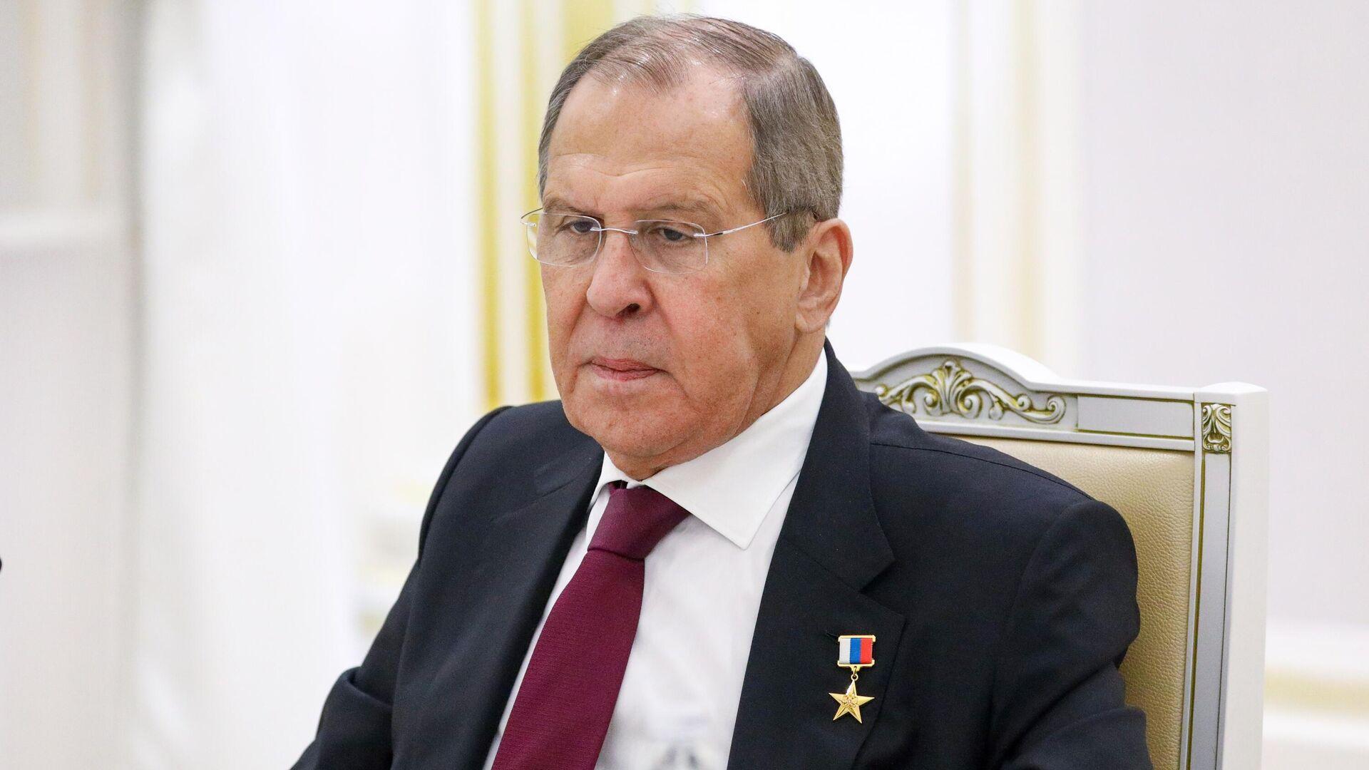 Москва выступает за безопасность и мир в Афганистане, заявил Лавров