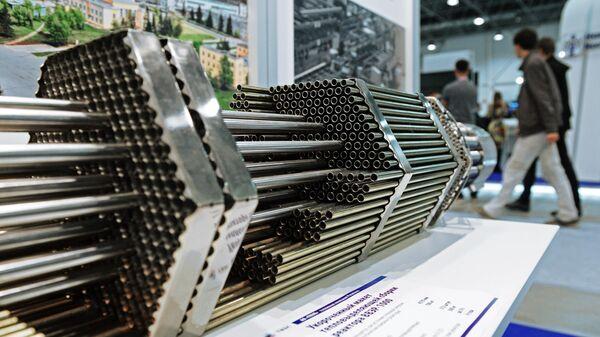 Укороченный макет тепловыделяющей сборки реактора ВВЭР-1000
