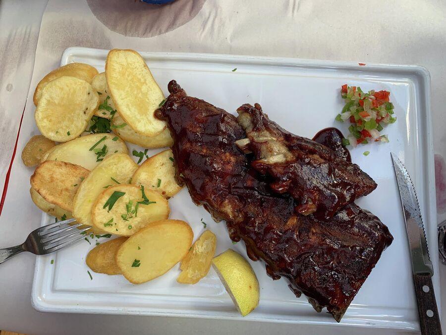 Еда в Аргентине