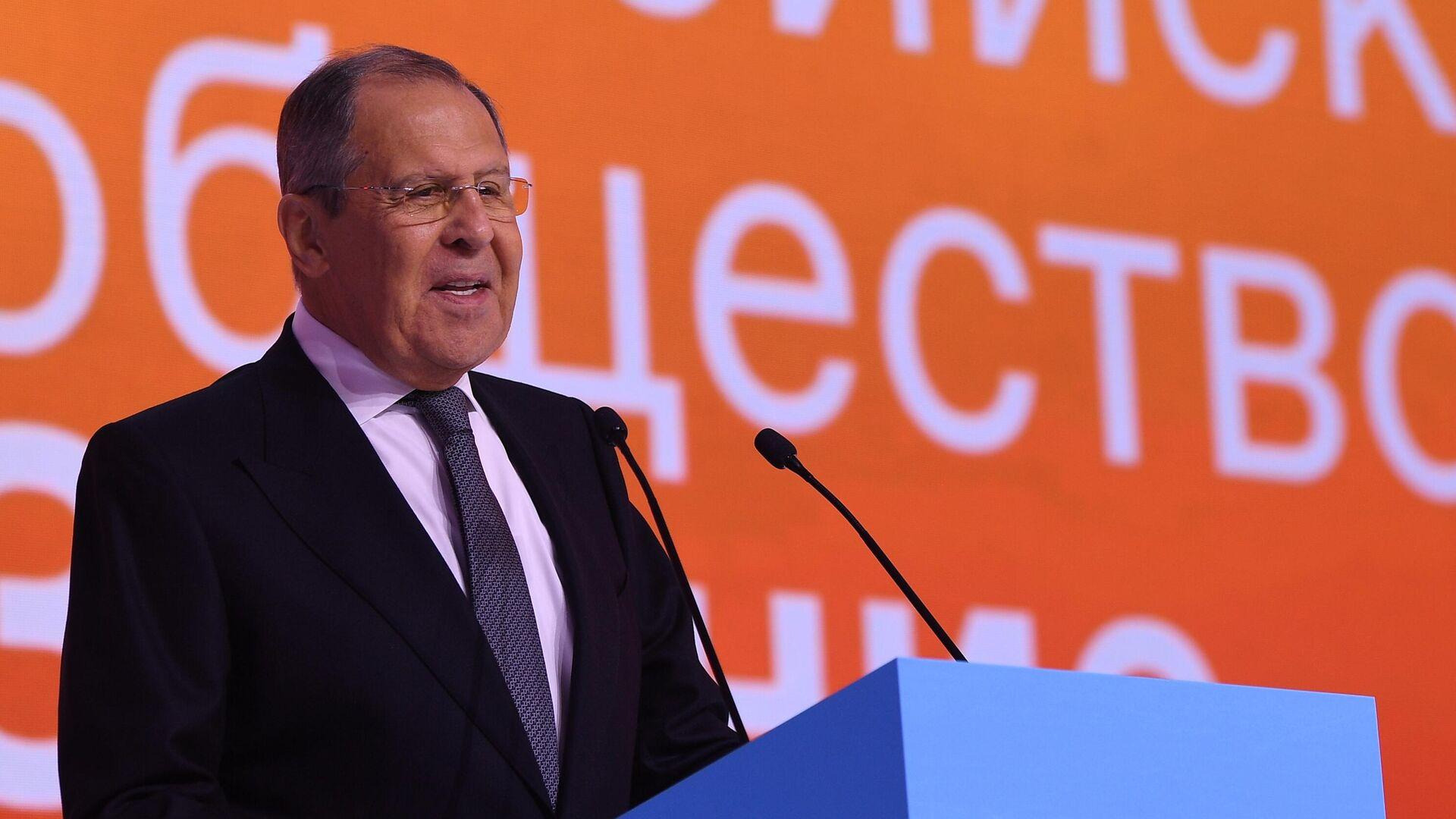 Лавров высказался за появление новых партий в Госдуме