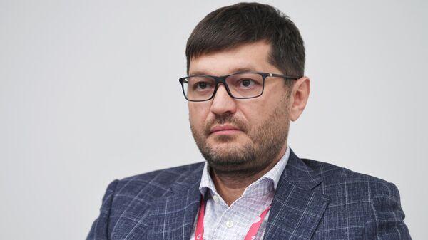 Вице-президент АО ЭКСАР Максим Кобин