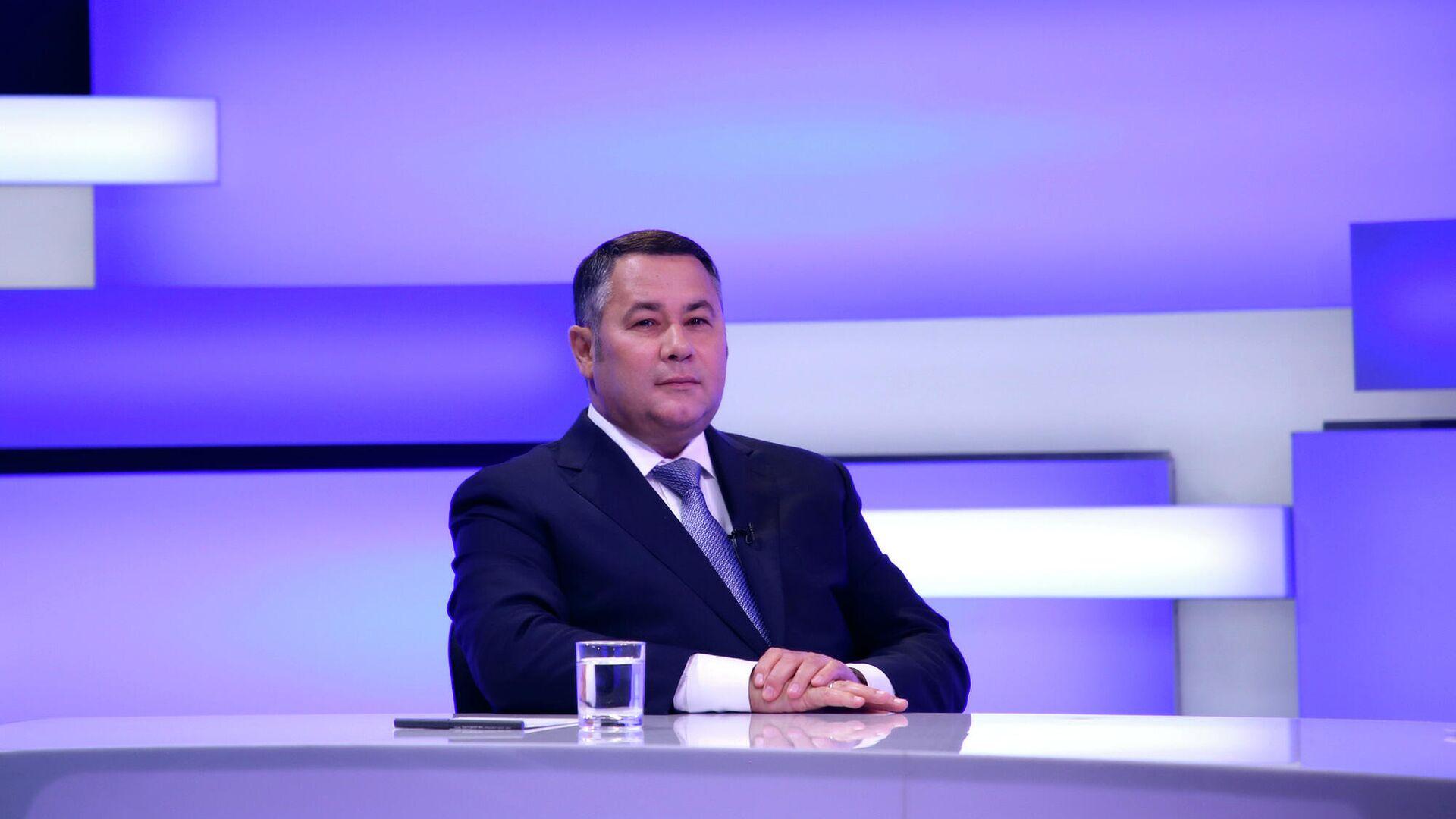 Мельниченко набирает 72,74 процента на выборах пензенского губернатора