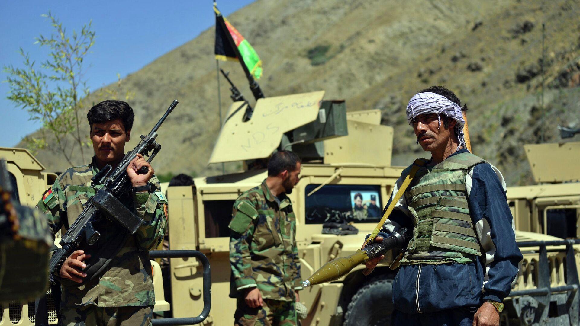 Силы сопротивления опровергли заявление талибов о взятии Панджшера