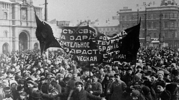 Парвус: купец русской революции