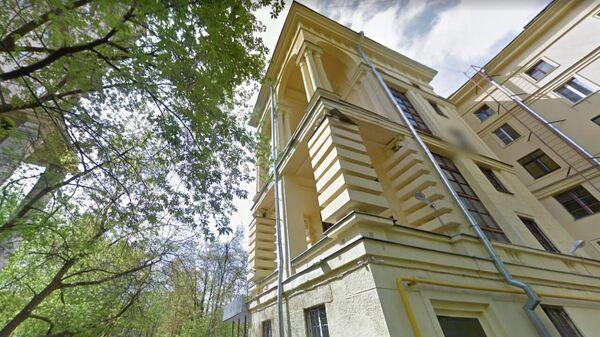 Дом для офицерского состава Военно-воздушных сил Советского Союза в Москве