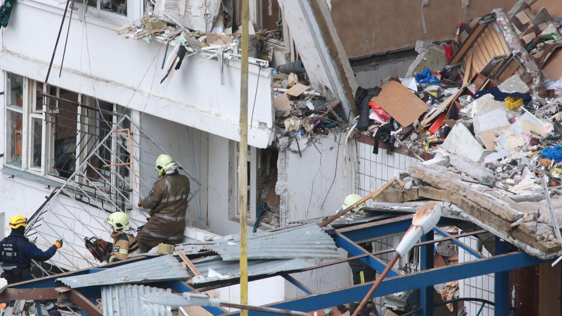 Названа причина взрыва в Ногинске