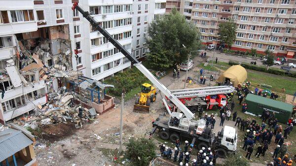 Главу газовой фирмы арестовали после взрыва дома в Ногинске