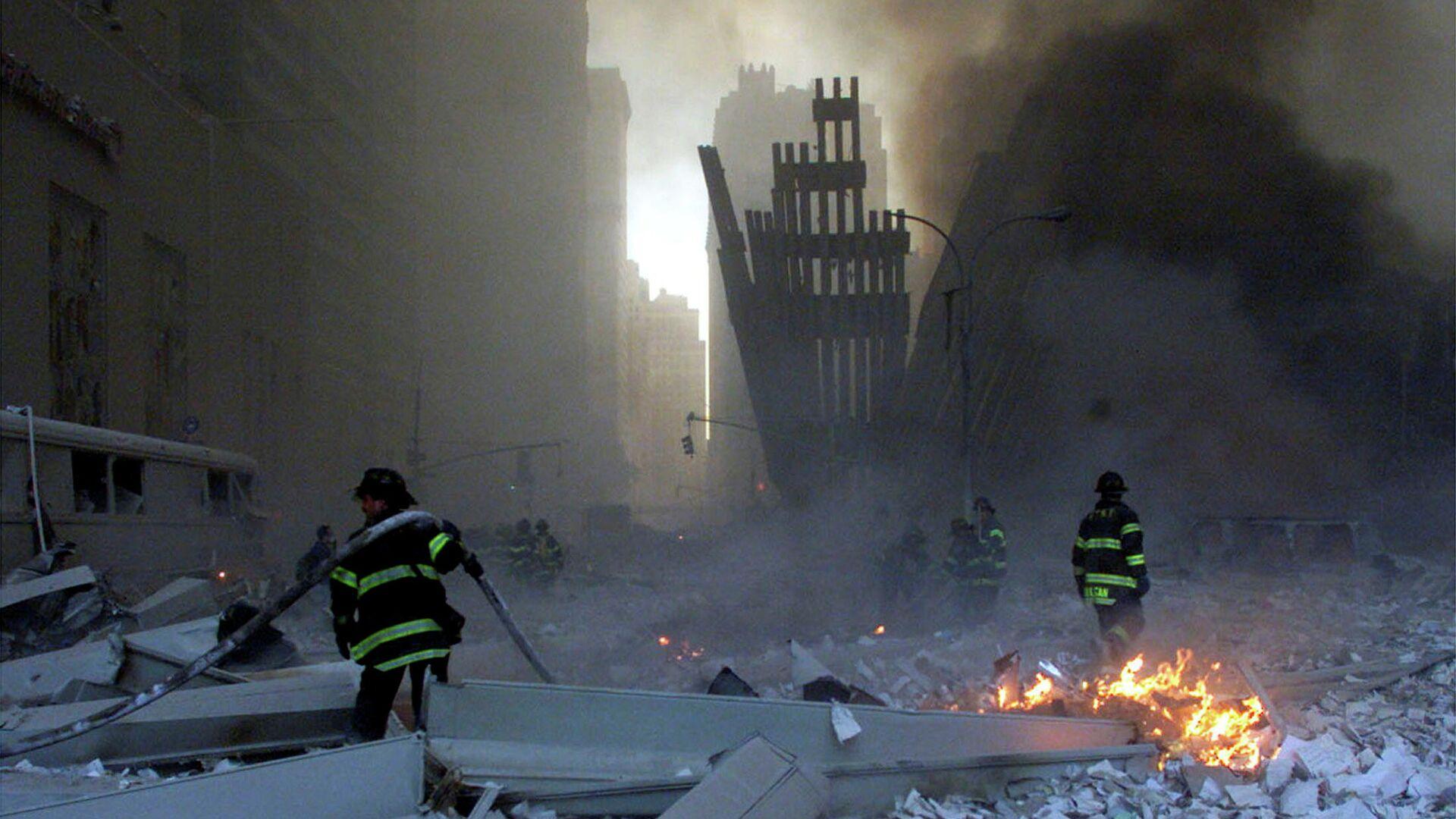 """Главарь """"Аль-Каиды""""* появился на видео в 20-ю годовщину терактов 11 сентября"""