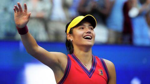 Британская теннисистка Эмма Радукану
