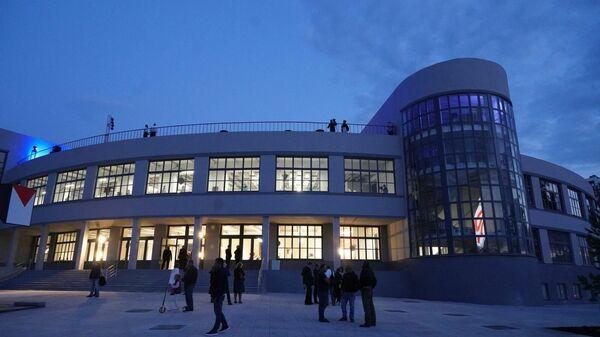 Первая презентация филиала Третьяковской галереи состоялась в Самаре