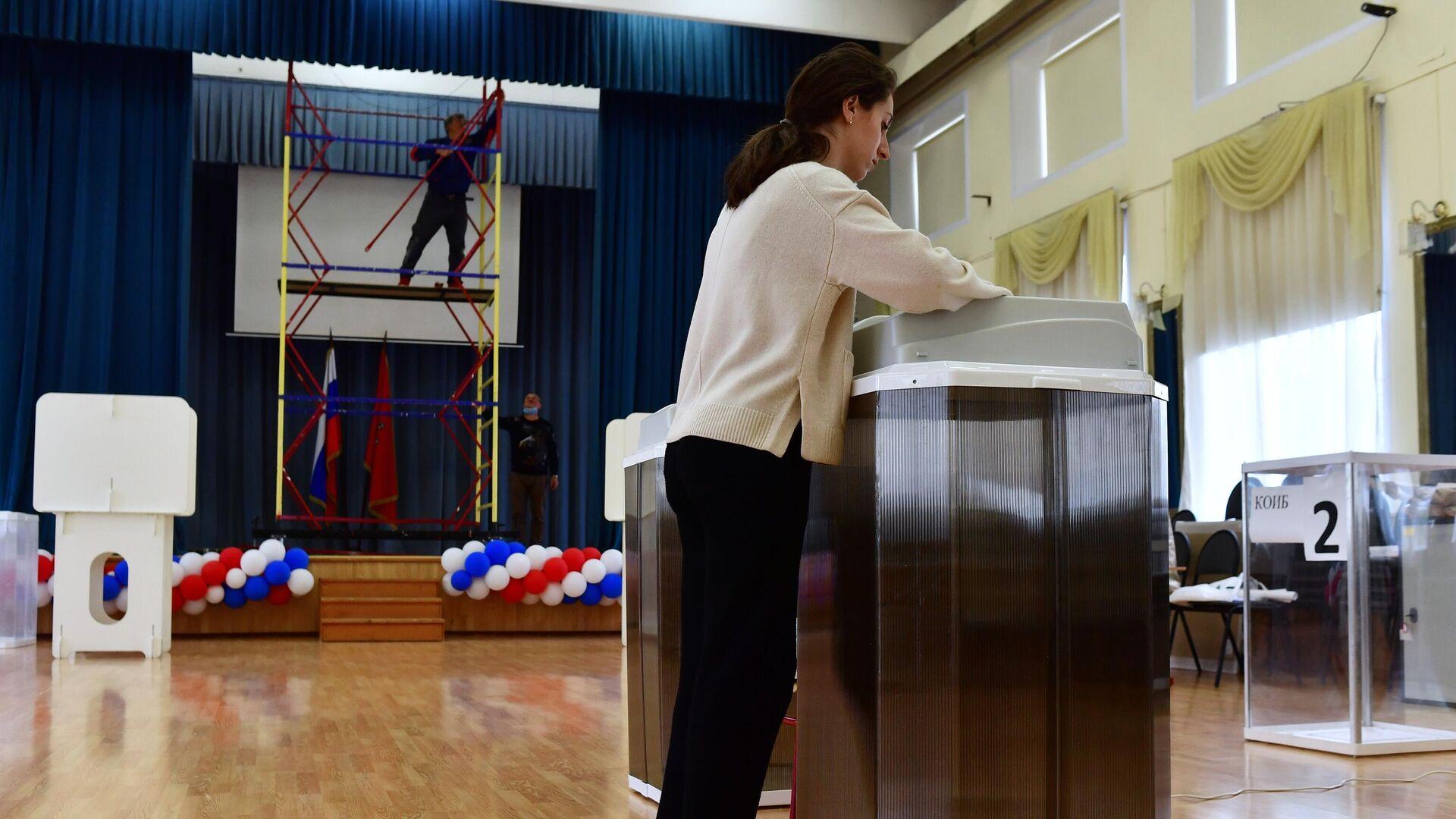На Урале и в ряде регионов Поволжья открылись избирательные участки