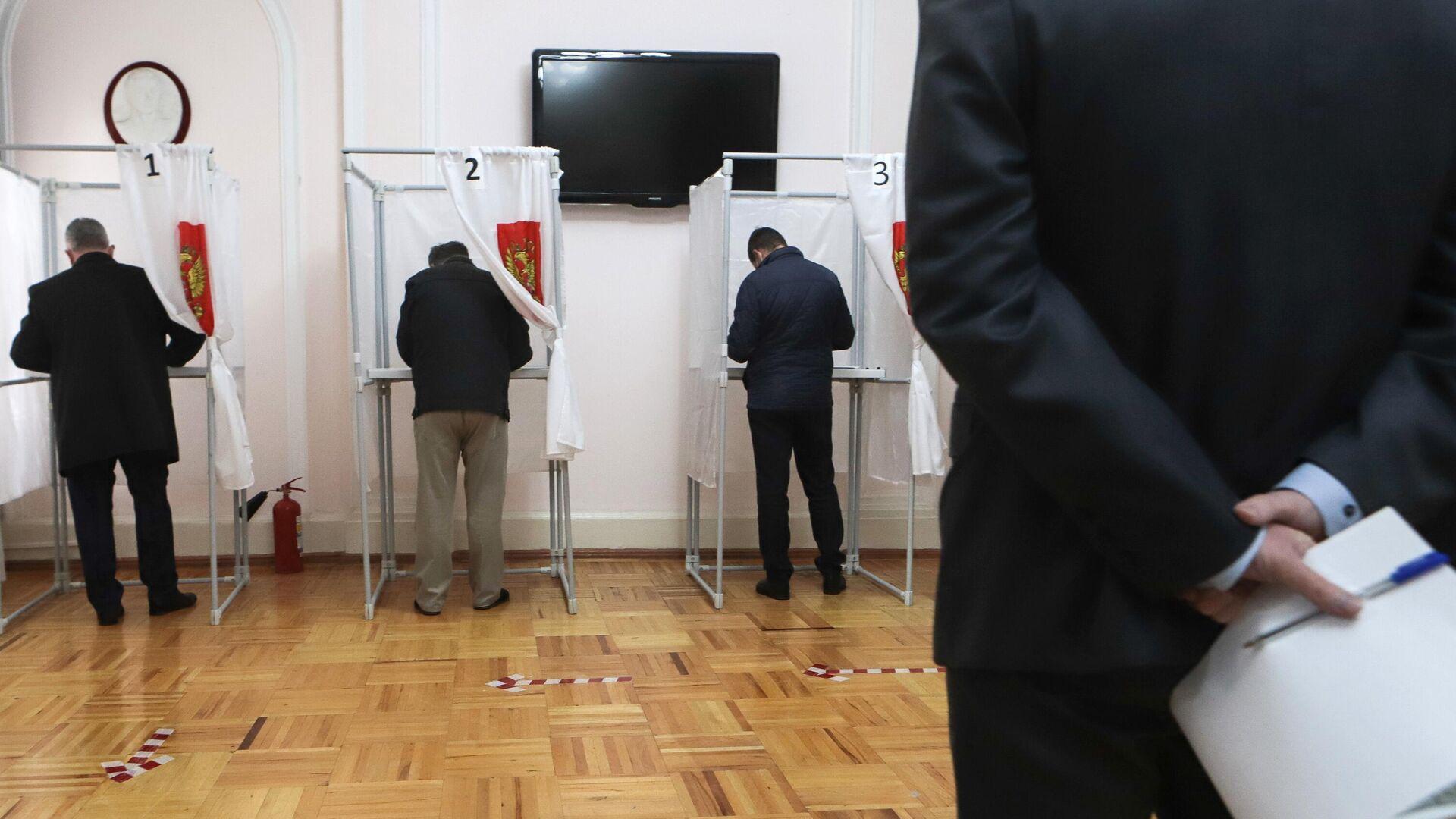 В Чечне второй день выборов завершился явкой в 73,49 процента