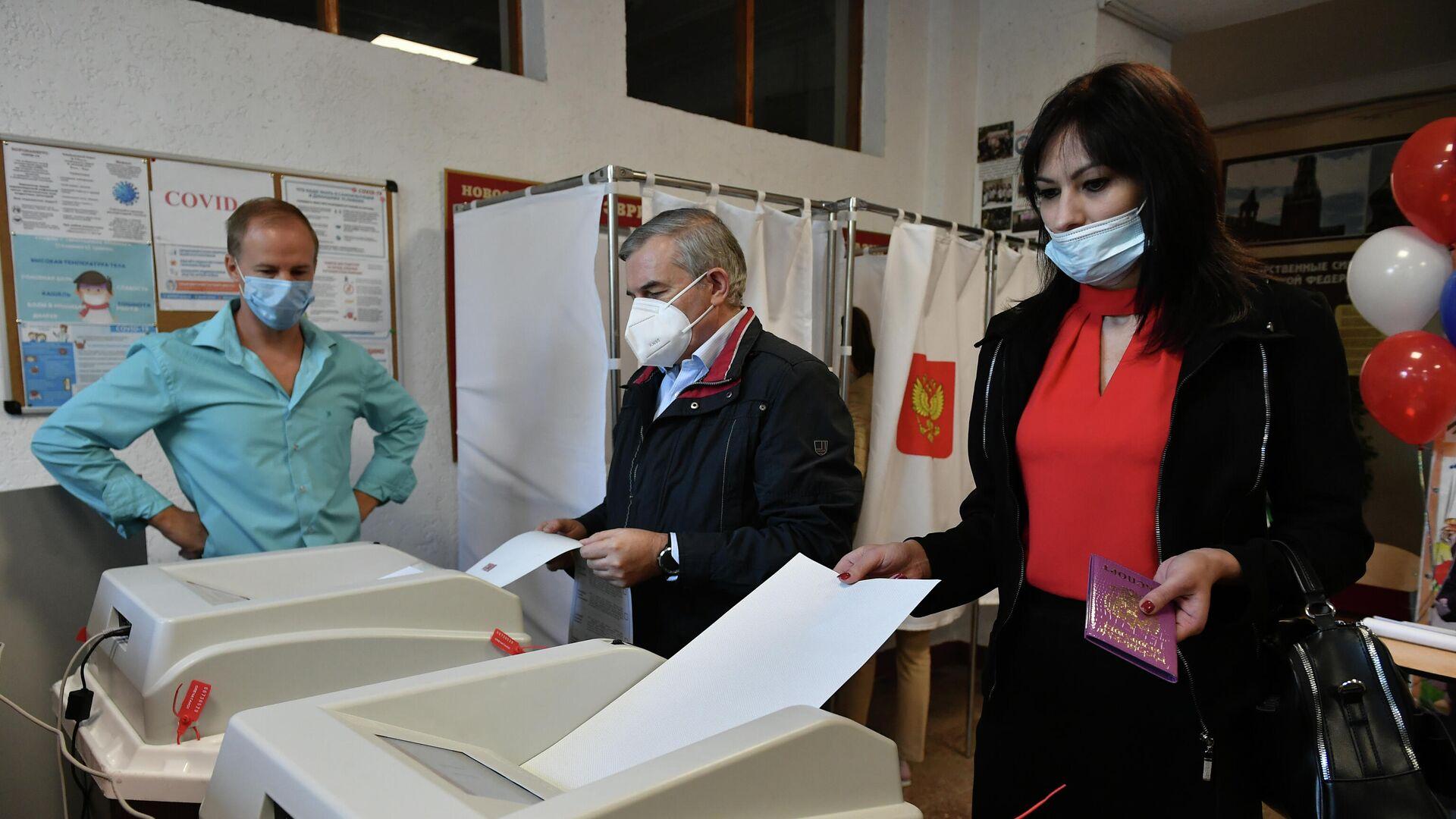 В России начался финальный день выборов