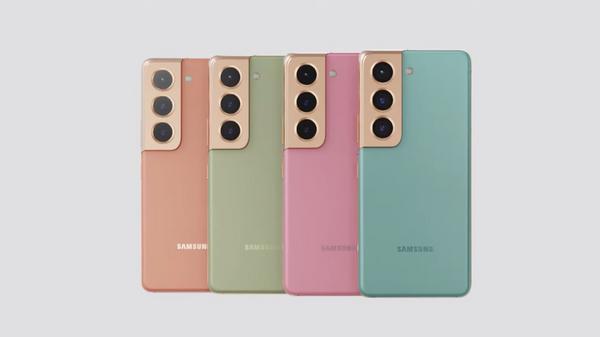 Раскрыт дизайн будущего Samsung Galaxy S22 Plus