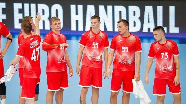 Гандболисты юношеской сборной России