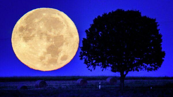 Полная луна в Германии