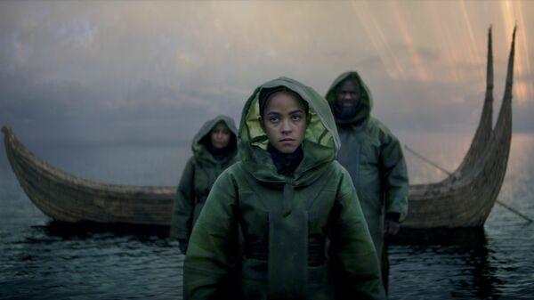 Кадр из сериала Основание