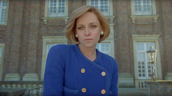Кадр из трейлера фильма Спенсер: Тайна принцессы Дианы