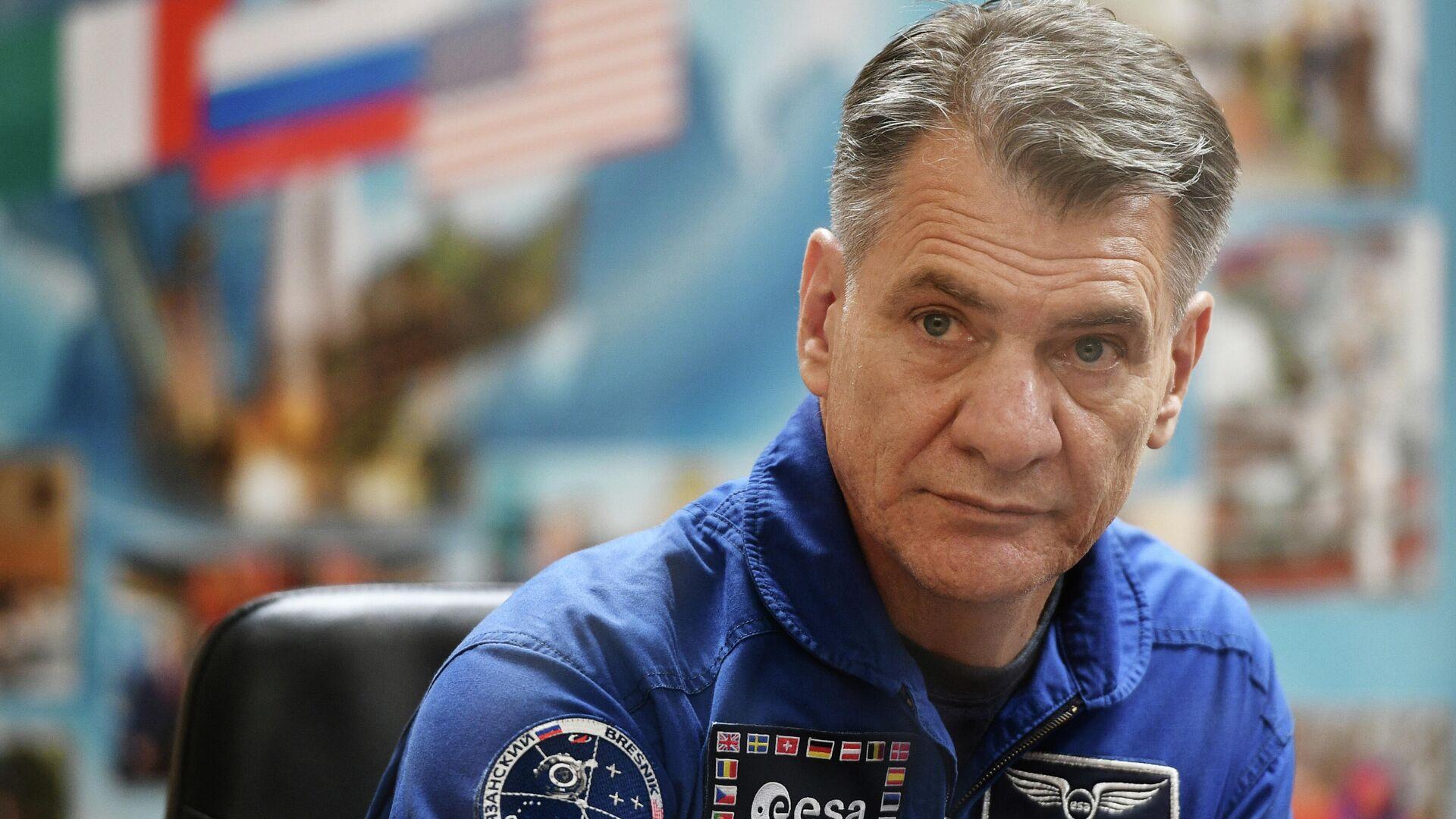 Итальянский астронавт Паоло Несполи сообщил, что заболел раком