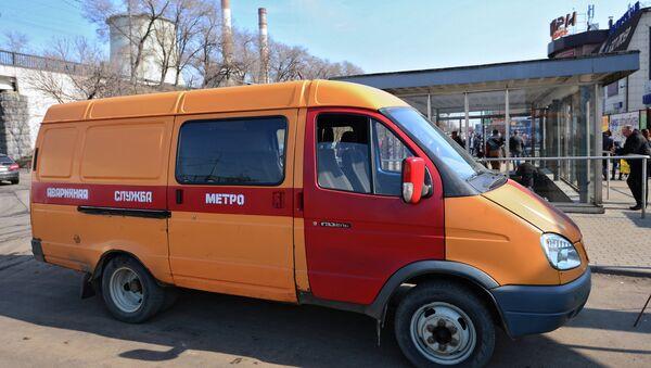 На Таганско-Краснопресненской линии метро произошло задымление. Фото с места события