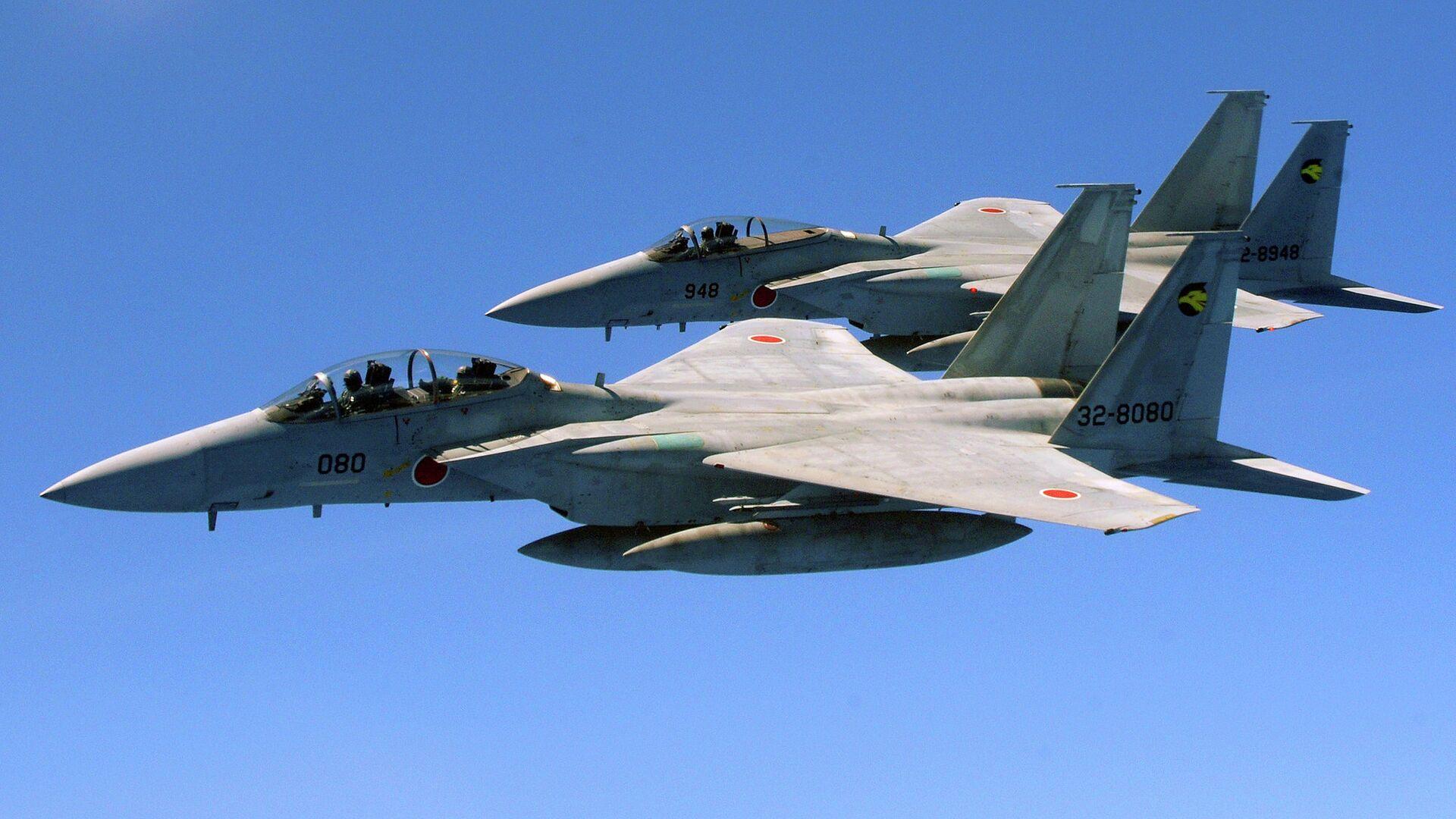 Обои Самолёт, f-15j. Авиация foto 18