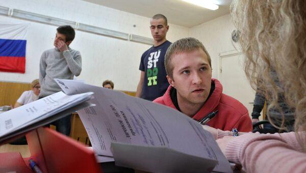 В России начался весенний призыв в армию