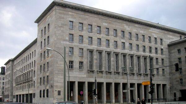 Здание Министерства финансов ФРГ