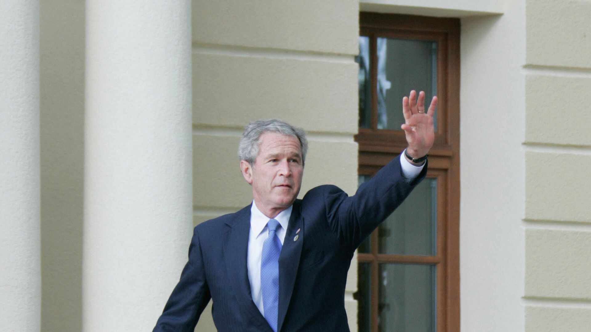 Джордж Буш младший, 43-й президент США. Архивное фото - РИА Новости, 1920, 11.09.2021