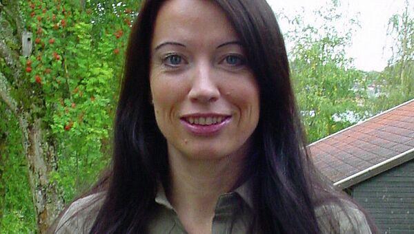 Доктор наук, хранитель норвежского центра Фалстад Марианне Неерланд Сулейм
