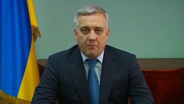 Бывший глава Службы безопасности Украины Александр Якименко, архивное фото
