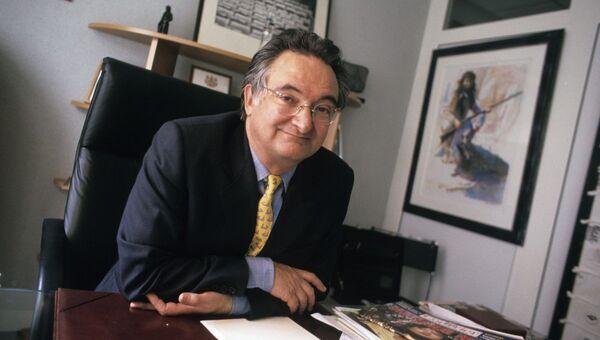 Бывший специальный советник президента Франции и создатель Европейского Банка Реконструкции и Развития Жак Аттали